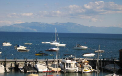 Lake Tahoe Marinas
